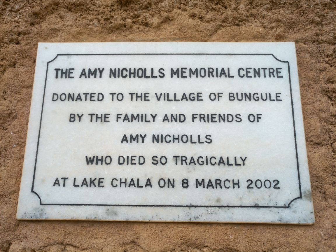 Amy Nicholls Community Center.